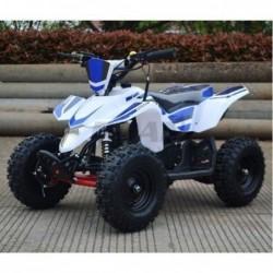 "Mini quad leton 49 cc, llantas de 6"" limitador de velocidad, roan, imr, malcor, nitro"