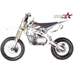 Pit Bike Cross IMR K801 N XL, llanta 17-14, motor zs