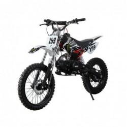 Pit bike 125cc ROAN camel con ruedas 17/14.