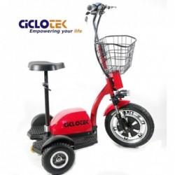Scooter Eléctrico CicloTEK Runner PRO