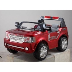 LAND ROVER MAX STYLE 24V  COLOR GRANATE METALIZADO