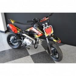 Pitbike minicross IMR Junior 70 c.c., semiautomática