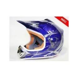 casco cross infantil