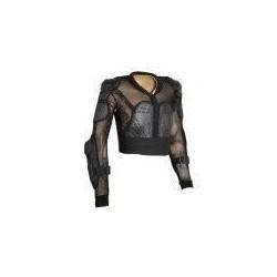 chaqueta peto protector, hombros, pecho y espalda