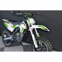 minimoto cross eléctrica MX5 500 w