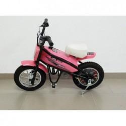 Mini scooter electrico infantil 200w, para niños de 2 a 6 años