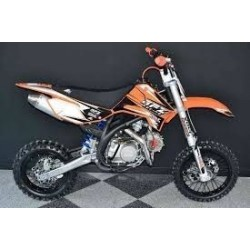 Pit Bike Apollo ORION RZF 125 OPEN