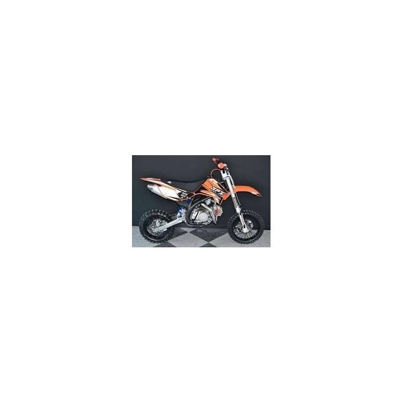 Pit Bike Apollo ORION RZF 125 OPEN
