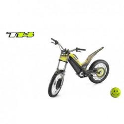 Moto eléctrica Trial Mecatecno T14