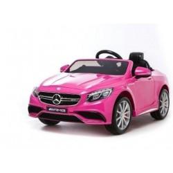 Coche Eléctrico Mercedes Roadster S63 12v., mando 2.4G