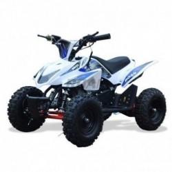 "Mini quad T rox 49 cc, atomático, llantas de 6"", malcor, imr, roan, nitro motors, italjet"