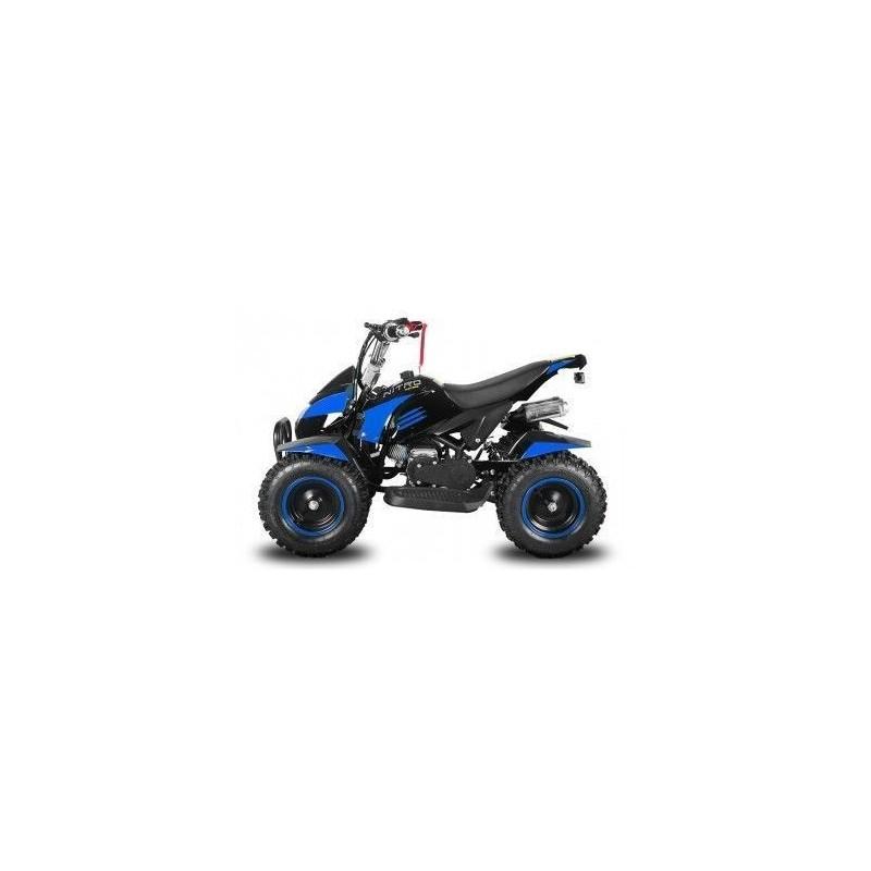 Miniquad IMR WR8 con arranque eléctrico y mando a distancia