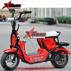 Mini Scooter Eléctrica de 350w, para niños a partir de 5 años
