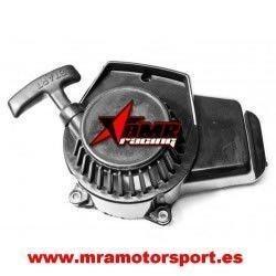Tirador arrancador, económico, kxd minimoto,  miniquad. Con enganche de aluminio