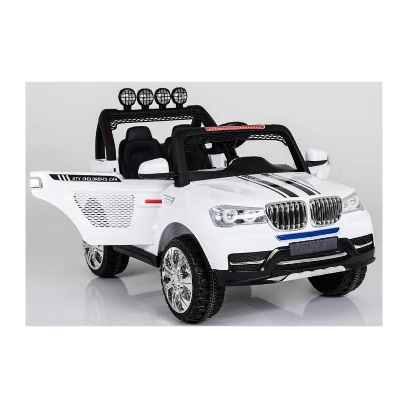 Coche eléctrico para niños BMW X5 12v biplaza
