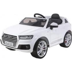 Coche Eléctrico Audi Q7 Facelift 2017 12V, mando2.4G, suspensión, conexión MP3, luces. Mra Motorsport