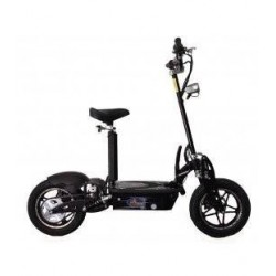 "PATINETE ELECTRICO 1000W, llanta 10"", luces led"