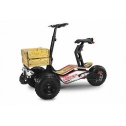 MADTRUCK 1600 patinete eléctrico de carga | Velocifero