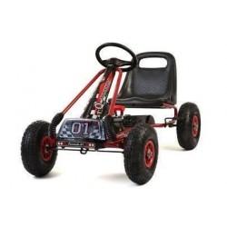 Kart de pedales para niños de 3 a 6 años
