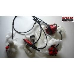 Kit de frenos completo quad Jinling 300 cc