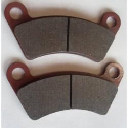 Pastillas de freno delanteras quad Jinling 300 cc