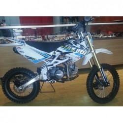 Pit Bike IMR K801 K59R XL  125 C.C., llanta 17-14