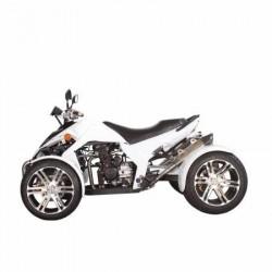 Quad SPY Racing 250cc EFi Euro 4, con cardán y diferencial