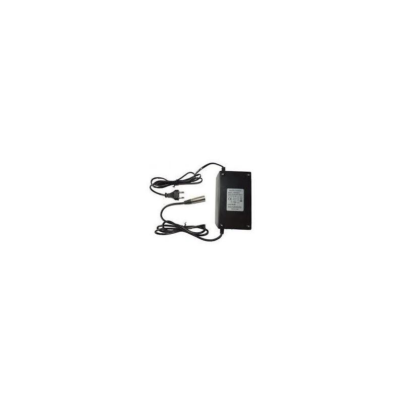 Cargador de baterías 48v., para patinetes eléctricos