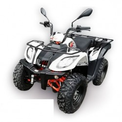 QUAD MATRICULABLE – ATV 200