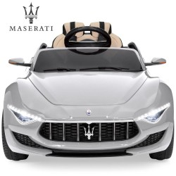Coche Eléctrico infantil Maserati Alfieri  12V 2.4G. Una Plaza