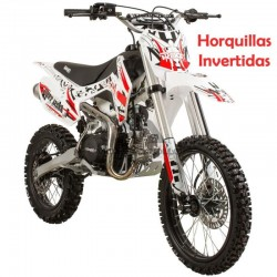 Nueva Pit bike cross 125 c.c.  Story 2019