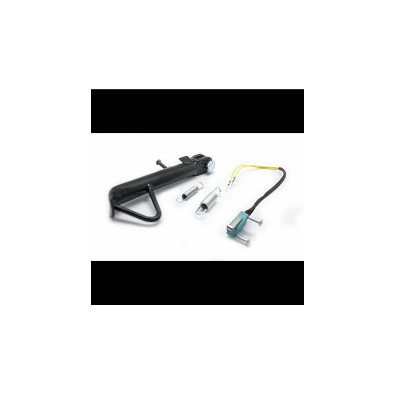Pack Pata de Cabra + Sistema Seguridad Citycoco y Harley Matriculable
