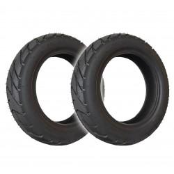 Juego neumáticos KENDA 90/90-10″