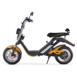SCOOTER ELÉCTRICA E-THOR MATRICULABLE 2000W/20AH