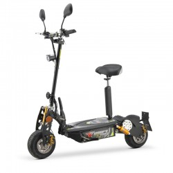 Patinete Eléctrico Plegable Matriculable, Motor 1000w