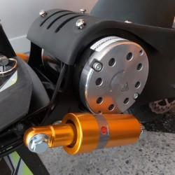 Patinete Eléctrico Plegable Matriculable, Motor 1000w