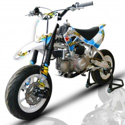 PIT BIKE IMR CORSE  140R 2021 SUPERMOTARD