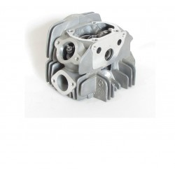 Culata completa con válvulas, muelles, árbol de levas... para motores de pit bikes de 125cc.