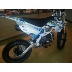 Pit Bike IMR K801 125 R XL, llanta 17-14