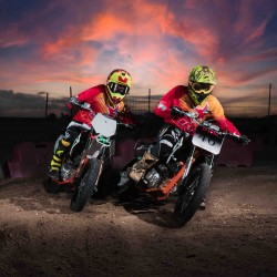 DIRT TRACK IMR SK1 250