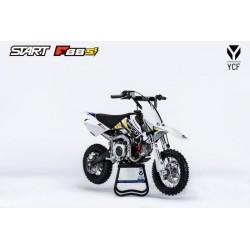 Pit bike YCF Start F88SE, semi automática, arranque eléctrico