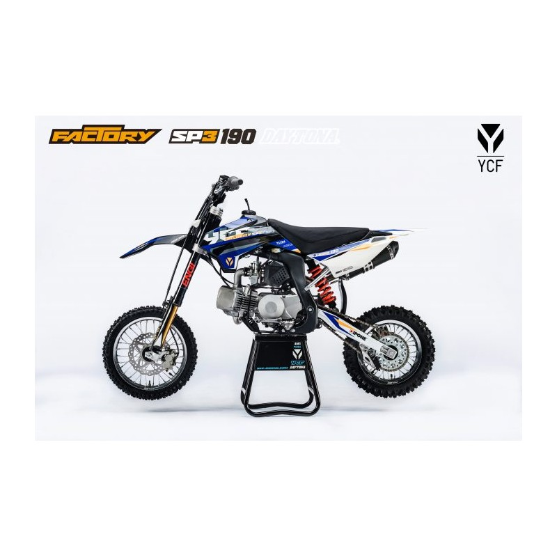 PIT BIKE YCF FACTORY SP 3 190 C.C MOTOR DAYTONA
