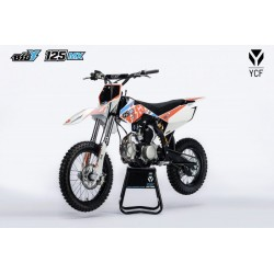 Pit Bike YCF Bigy 125 MX, llanta 17-14