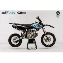 Pit Bike YCF Bigy Factory Daytona  190 MX, Llanta 17-14