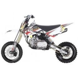 pitbike cross IMR K801 160 N motor ZS