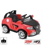 coches eléctricos, motos eléctricas, quads eléctricos